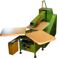 Screen Flat Printing Machine with Index Table